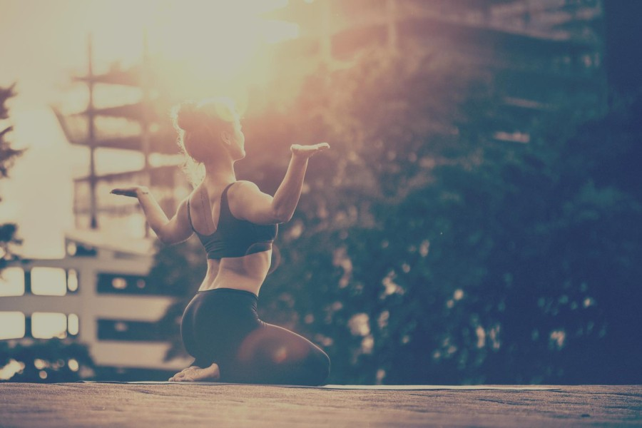 Moving with Breath: Yoga and Depression